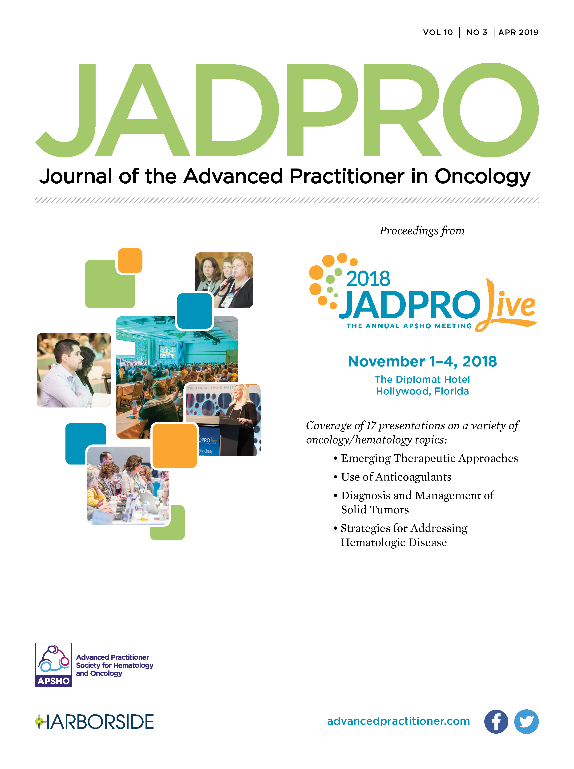 Previous Issues - JADPRO